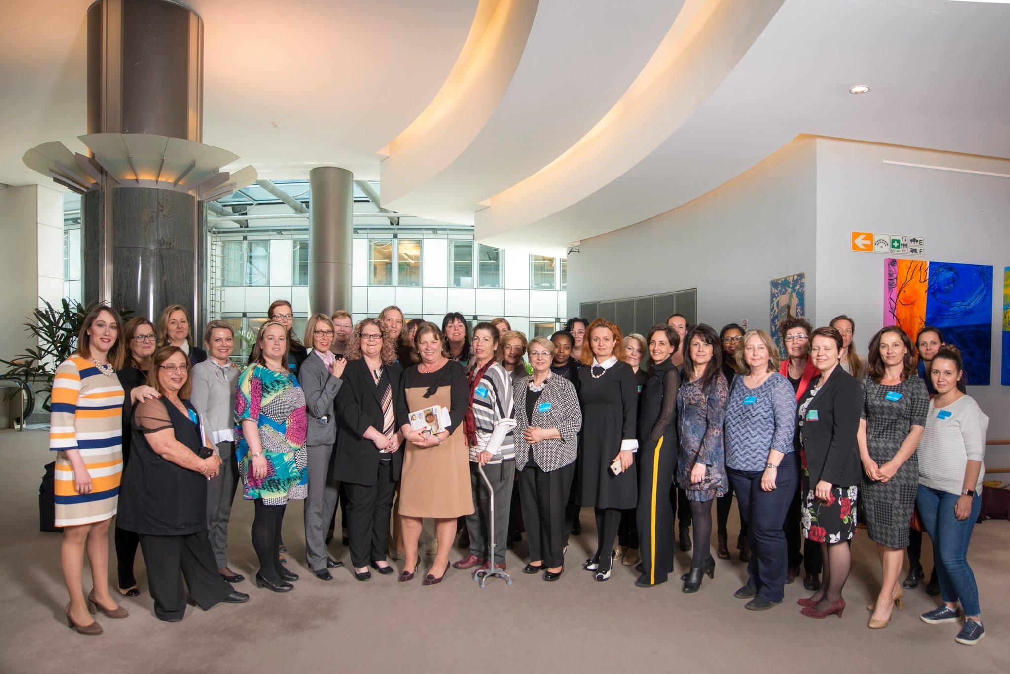 Сдружение Зачатие на ежегодната пролетна среща на европейската организация Fertility Europe