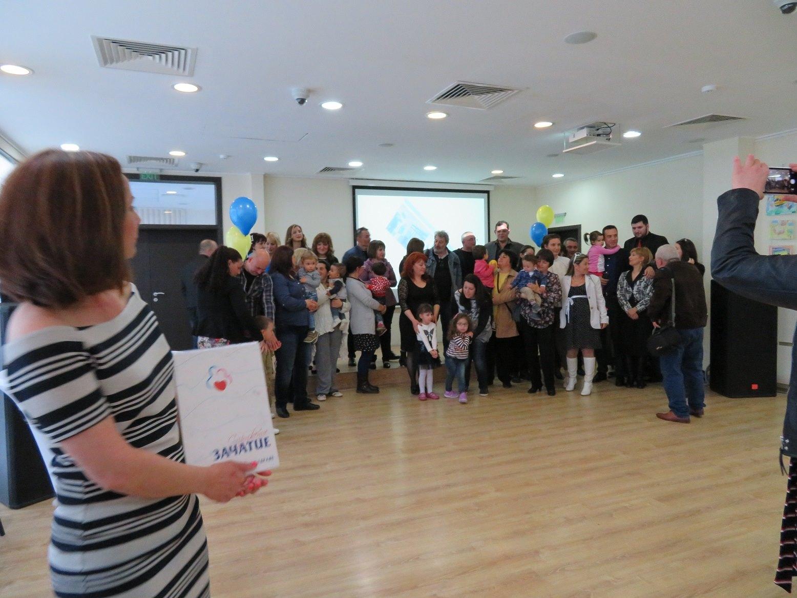 Бургаското звено по асистирана репродукция отбеляза 5 годишния си рожден ден